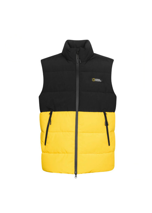 National Geographic National Geographic 20111010012-120 Re-Developed Vest Lemon Chrome
