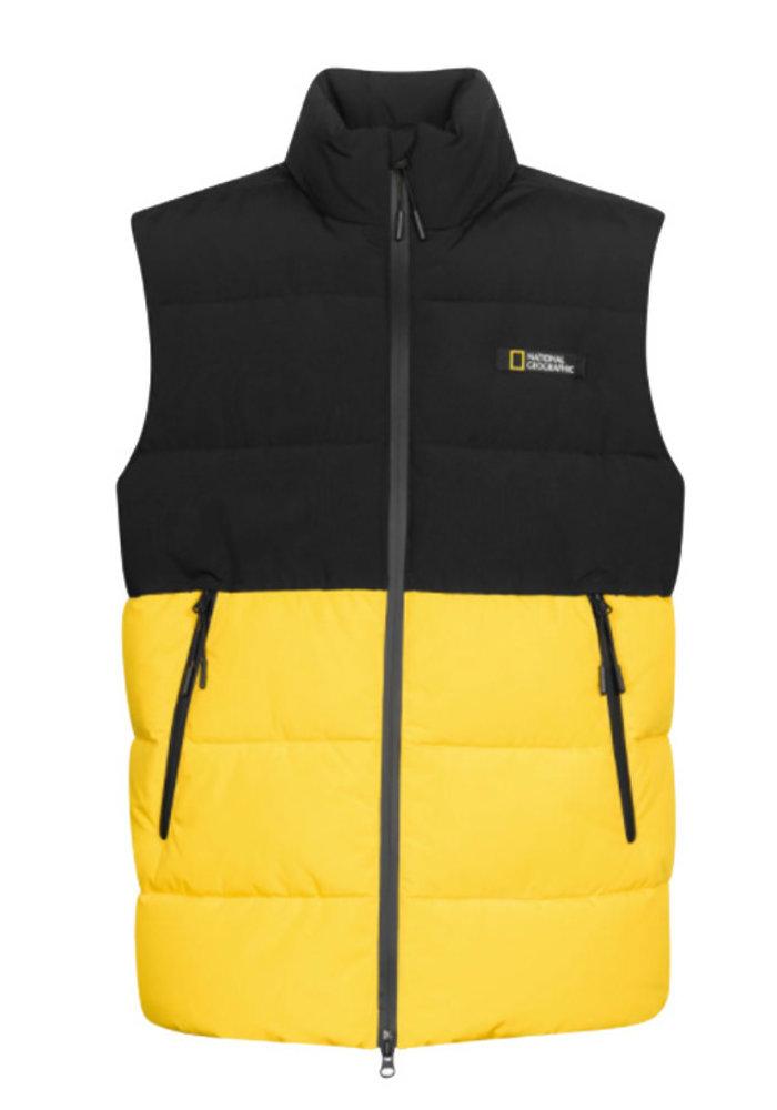 National Geographic 20111010012-120 Re-Developed Vest Lemon Chrome