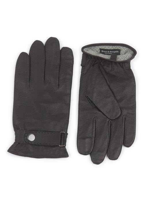 Bruun & Stengade Bruun & Stengade Glove Grover Black