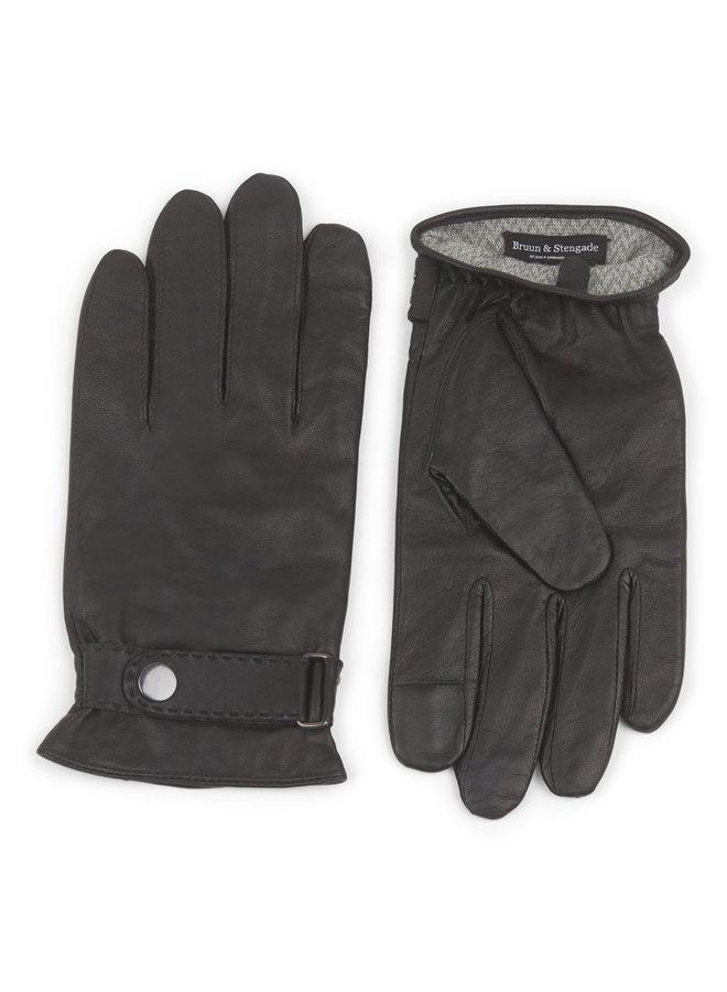 Bruun & Stengade Glove Grover Black