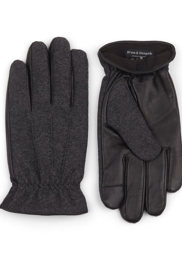 Bruun & Stengade Glove Neville Grey