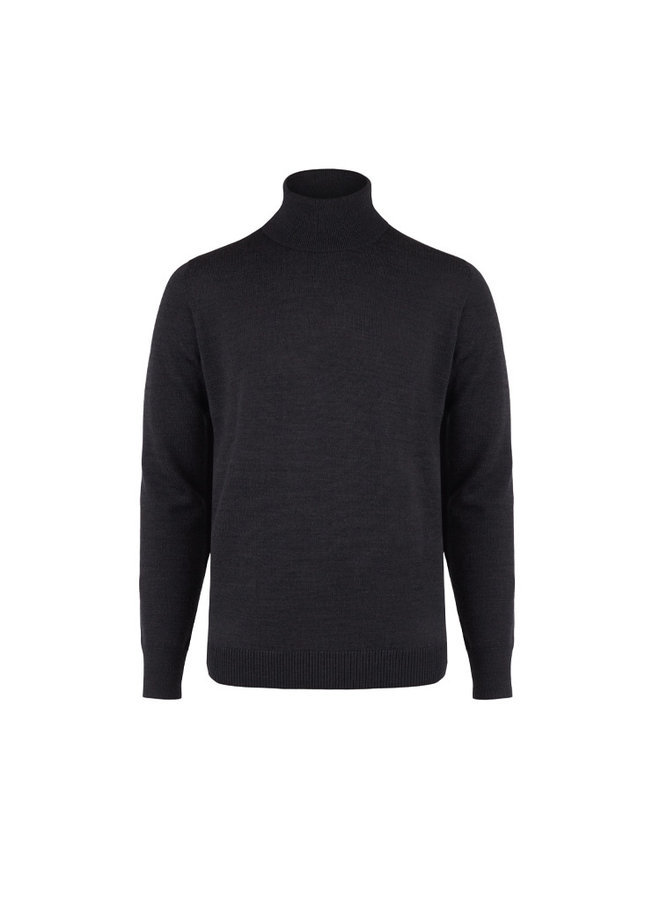 Bruun & Stengade Turtleneck Saturn Charcoal