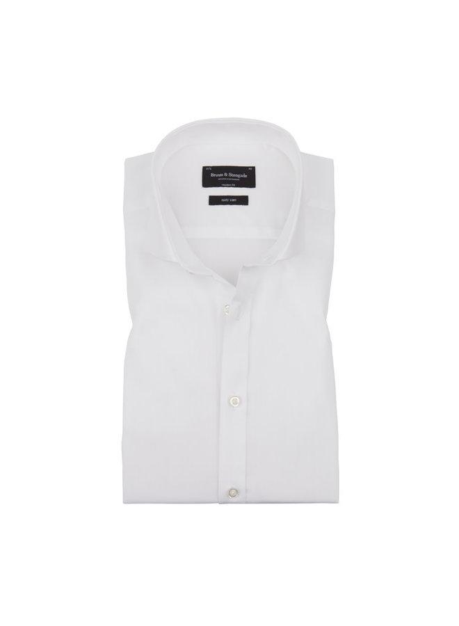 Bruun & Stengade Shirt Zlatan White