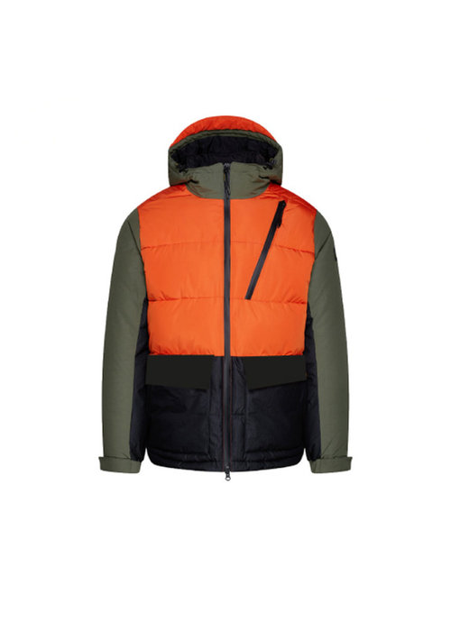 National Geographic National Geographic City Adventurer Jacket Thyme