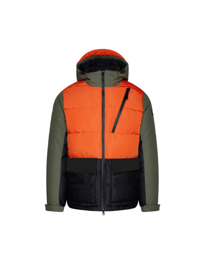 National Geographic City Adventurer Jacket Thyme