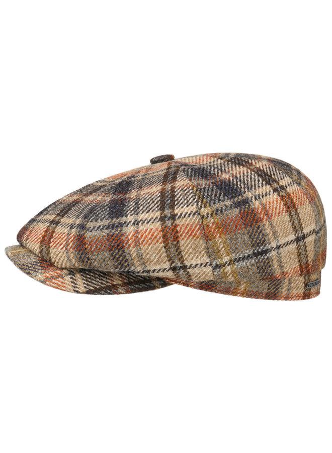 Stetson 684033-267 Hatteras Wool Check