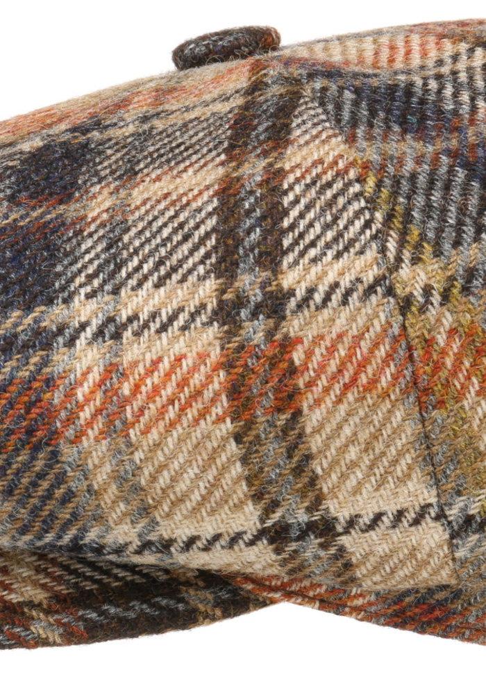 Stetson Hatteras Wool Check
