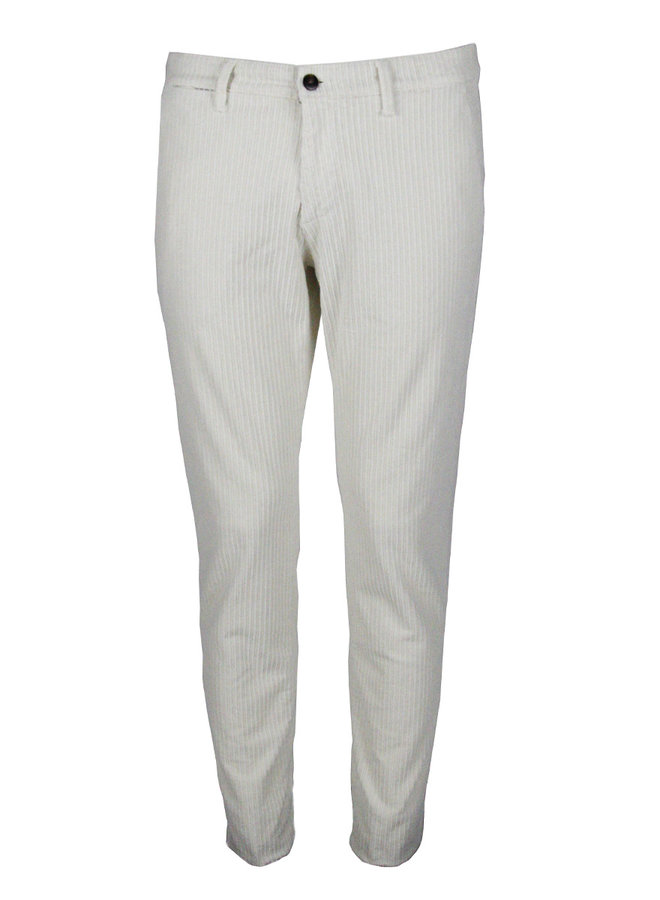 Four.Ten Industry T910 Ribb Chino White