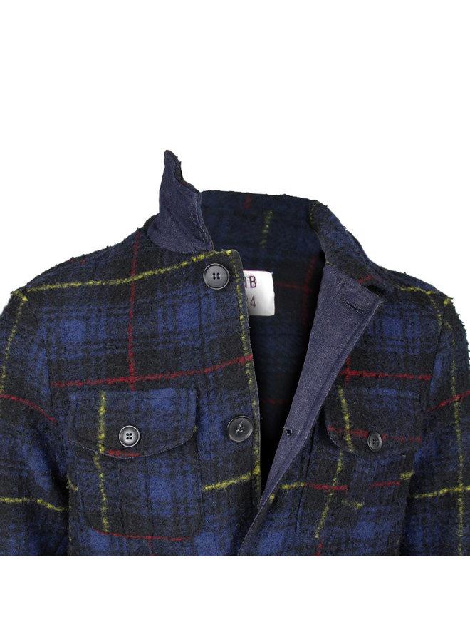 QB 24 Ortles Field Jacket B440 Blue
