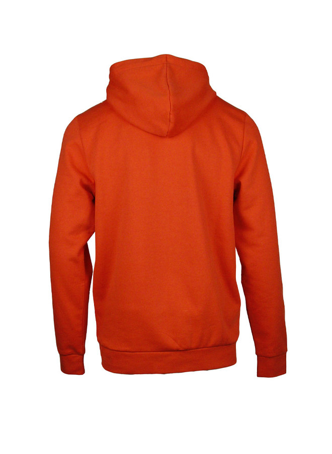 National Geographic 20111050305-273 Logo Hoodie Pumpkin Orange
