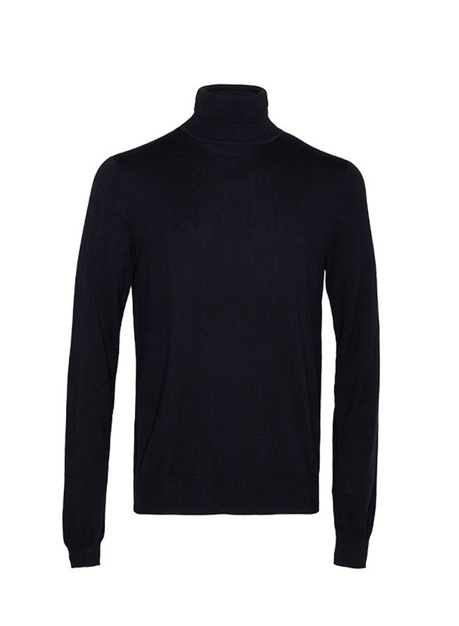 Bertoni 6699 Pullover Henrik 740 Dress Blue