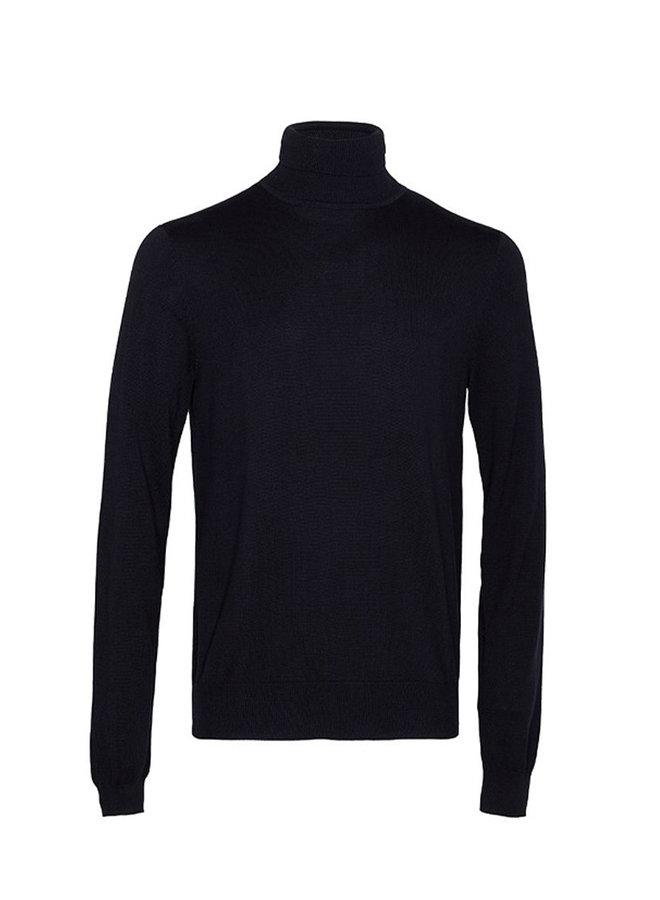Bertoni 6699 Pullover Henrik 740 Dress Blue
