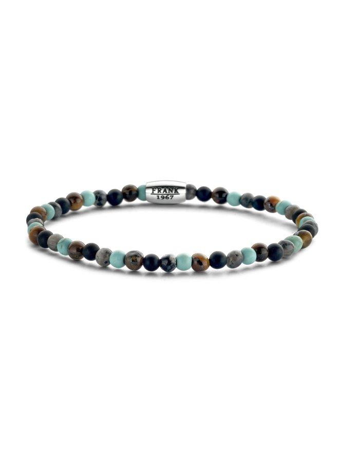 Frank 1967 7FB-0459 Bracelett Natural Stone Beads