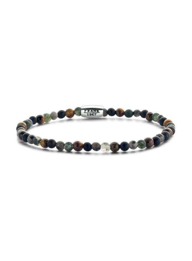 Frank 1967 7FB-0458 Bracelet Natural Stone Multi color