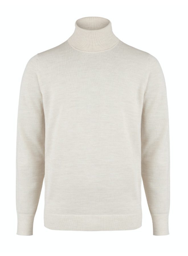 Bruun & Stengade Turtleneck Saturn Sand