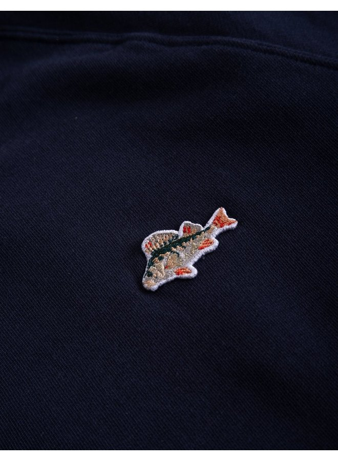Forét Rod Sweatshirt Navy
