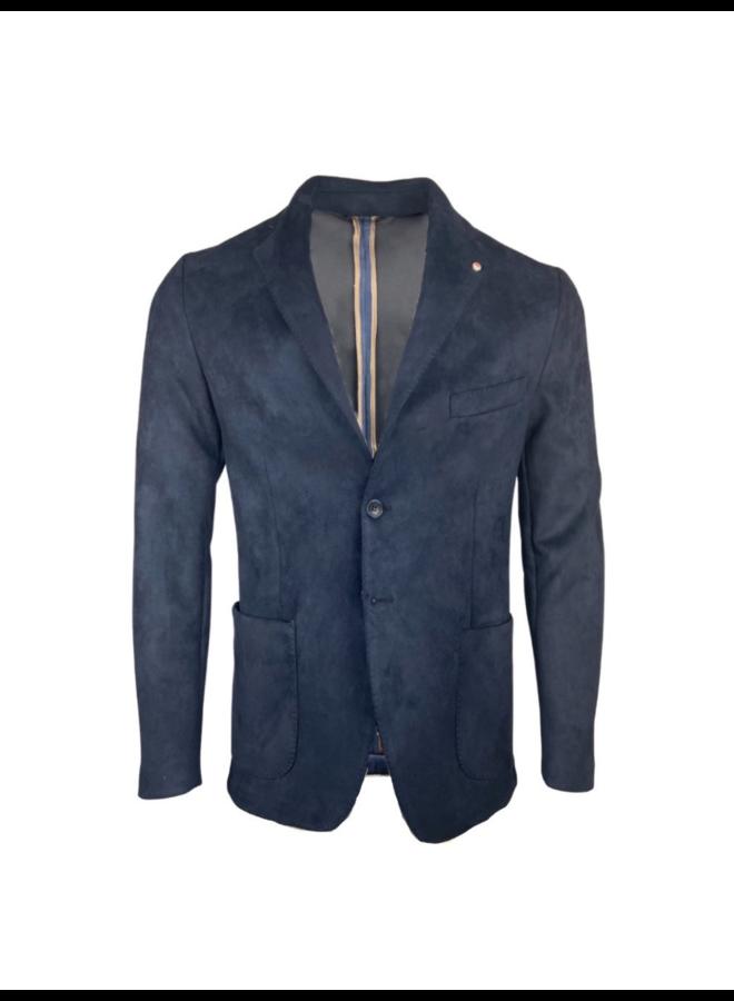 QB24 Firenze Blazer Blue