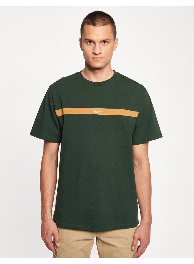 Forét Go T-Shirt Dark Green