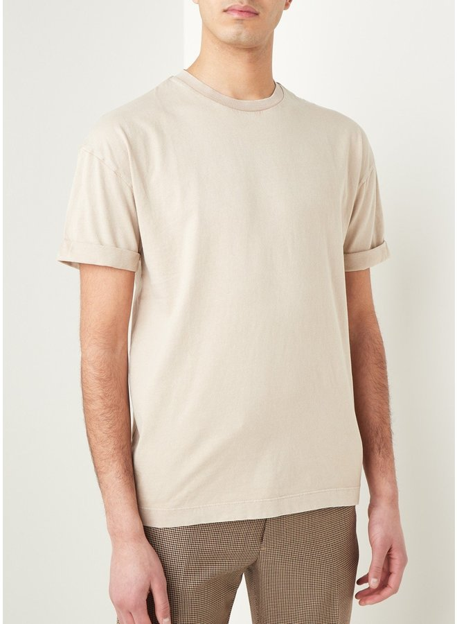 Drykorn T-Shirt Thilo Beige