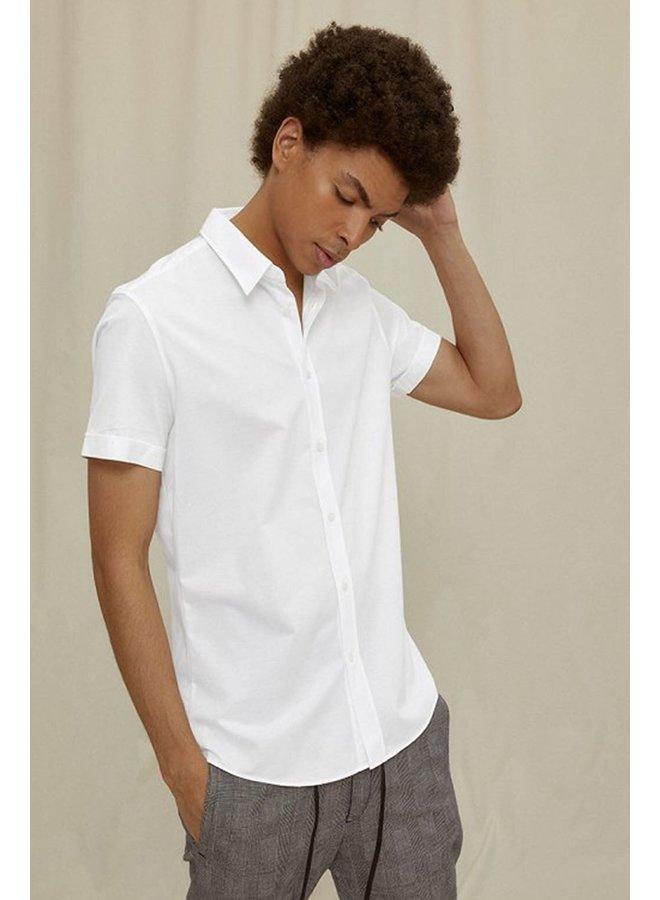 Drykorn Shirt Fenno White