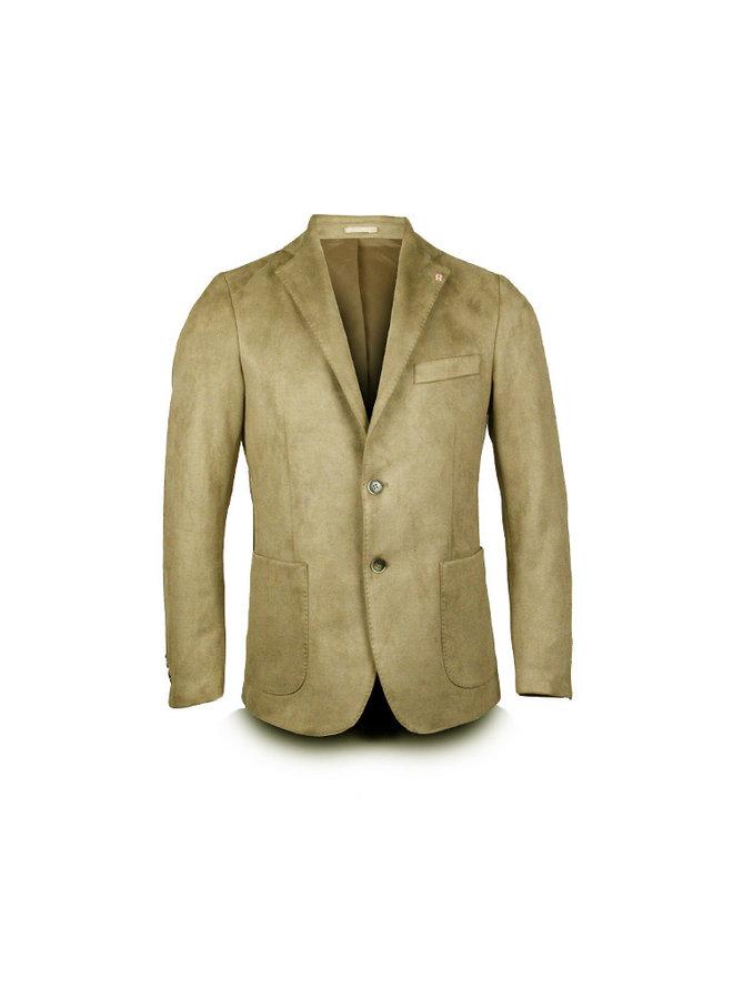 QB24 Giacca Jacket Camello Beige