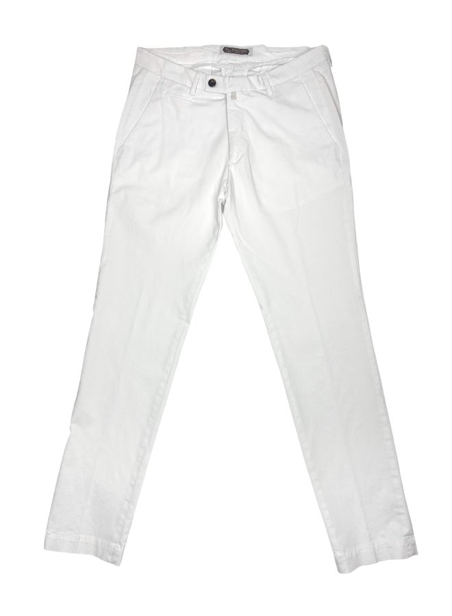 Four.Ten Industry Chino T9083 White