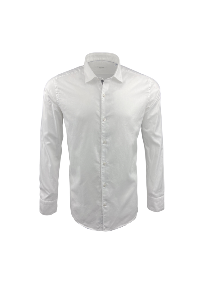 Tintoria Mattei Shirt Pique White
