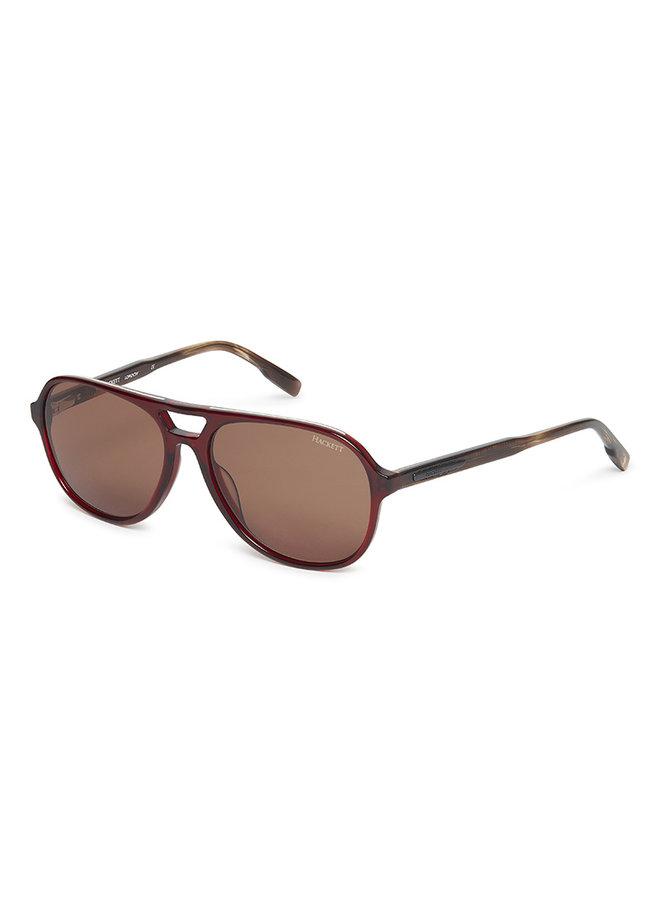 Hackett Sunglasses Aviator Square