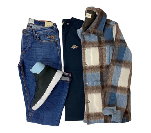 Shop in één oogopslag jouw outfit bij elkaar!