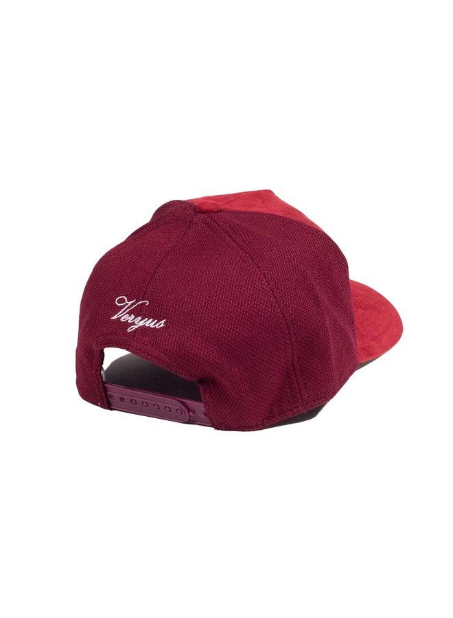 Veryus Cap Baseball Red One Size