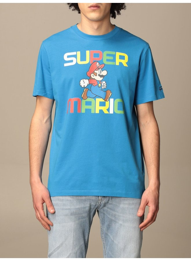 MC2 Saint Barth Classic T-shirt Mario Run