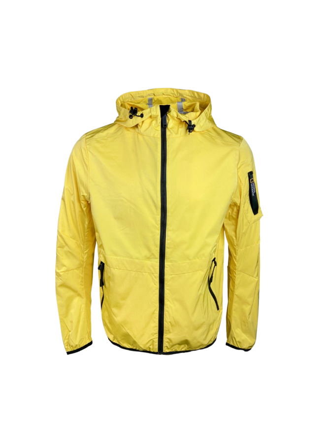 National Geographic Urban Tech Super Light Jacket Yellow