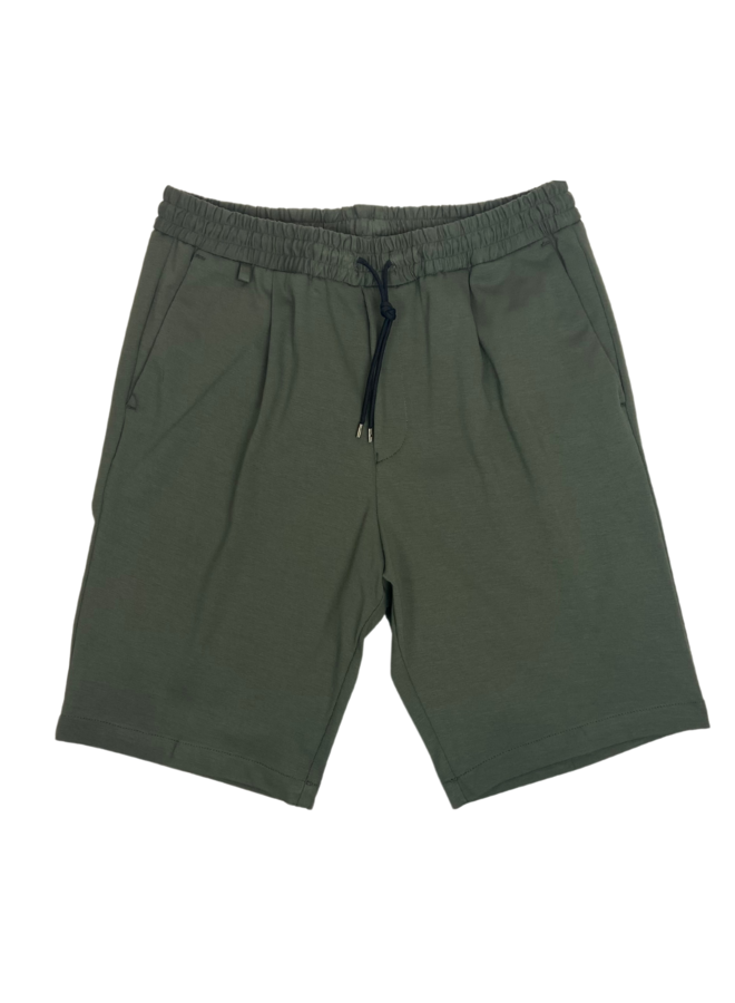 Four.Ten Industry Jersey Short P354 Green