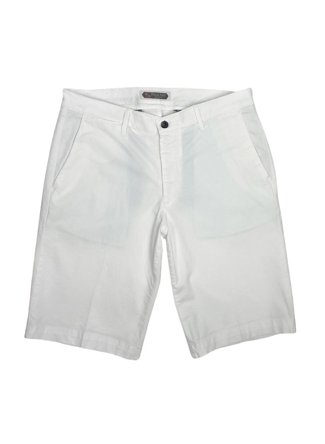 Four. Ten Industry Shorts P333 White