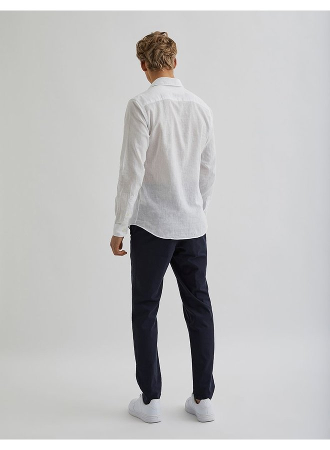 Bertoni Shirt Bart White