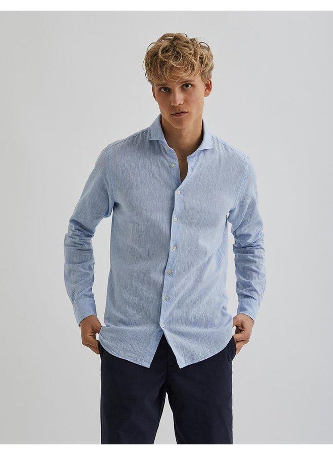 Bertoni Shirt Air Blue