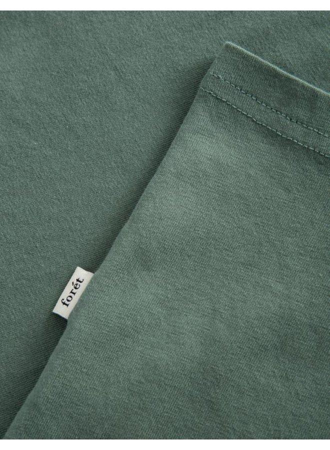 Forét Point T-Shirt Dark Sage
