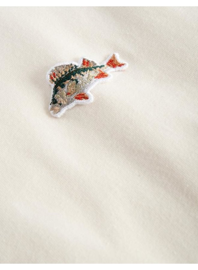 Forét Fish T-Shirt Cloud