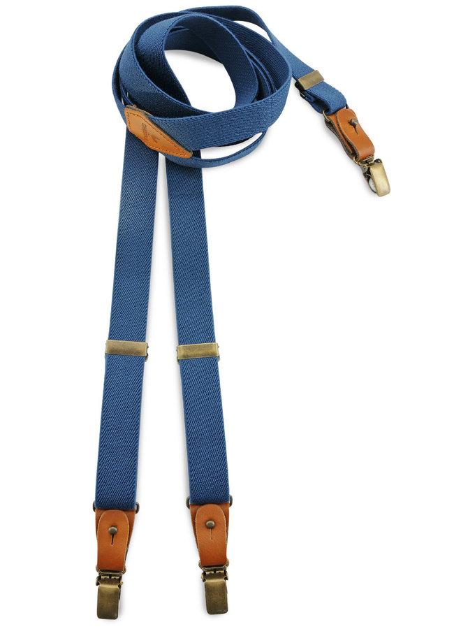 Sir Redman Deluxe Suspenders Urban Navy