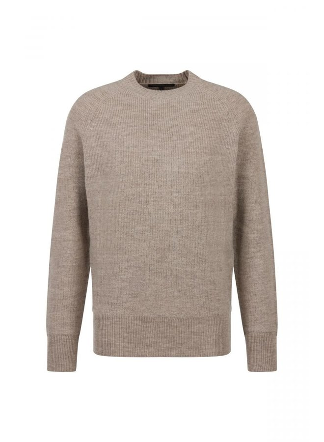 Drykorn Aaron Knitwear Beige Melange