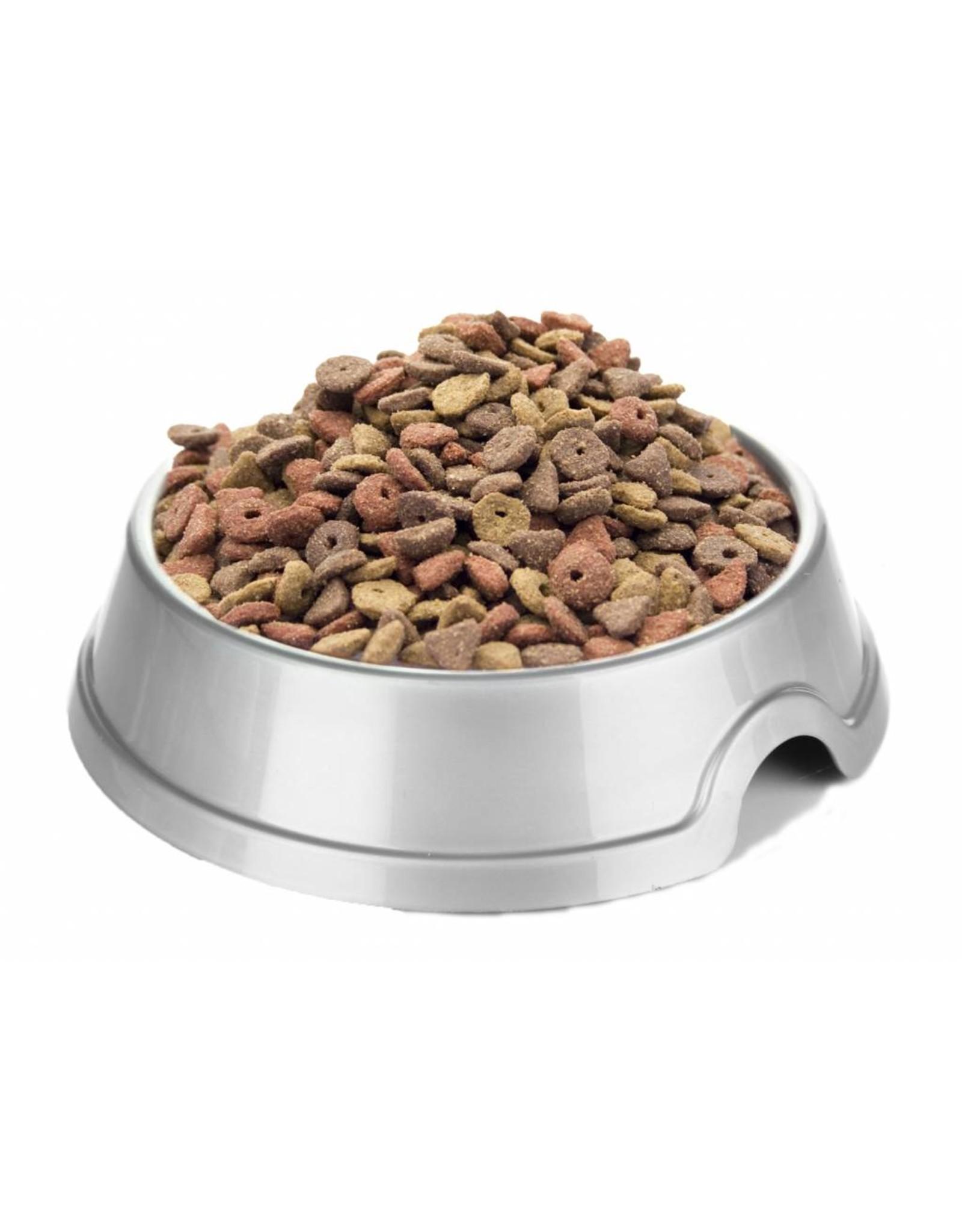 Mix Kattenbrokjes samengesteld op basis van kip, rund en vis.