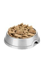 Onze Kip & Zoete aardappel brok is een 100% graanvrij geperst hondenvoer  voor volwassen honden van alle rassen in de kracht van hun leven.