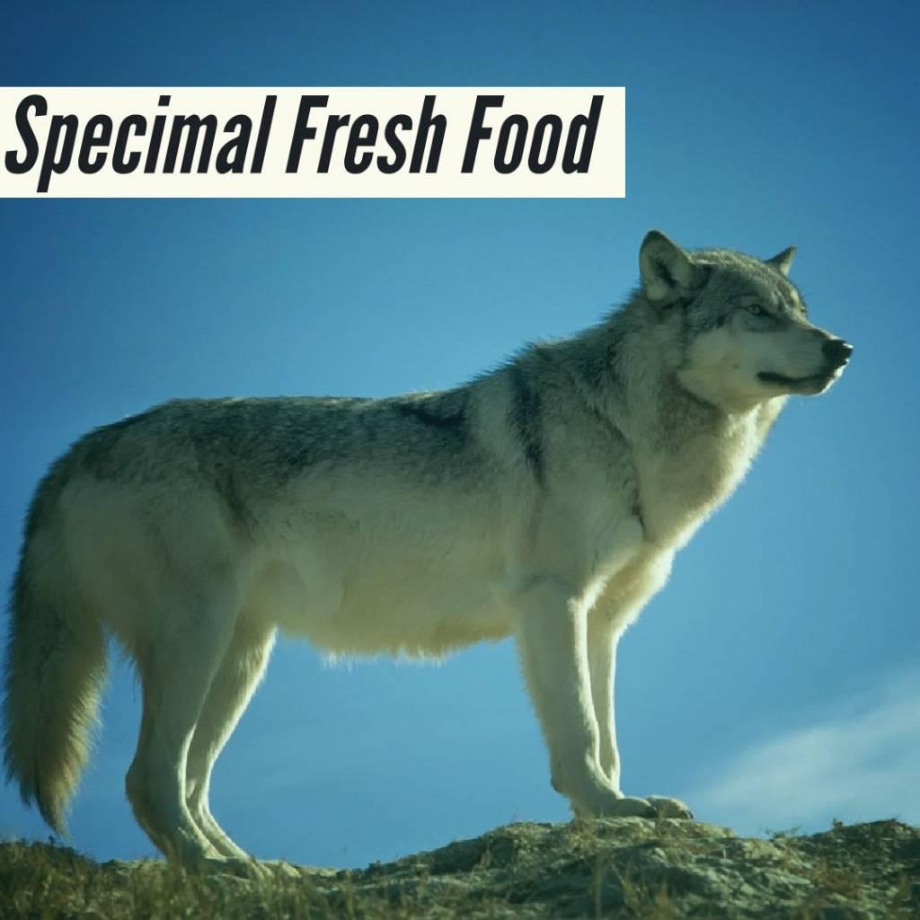 Specimal Vers Vlees Voor Hond & Kat.