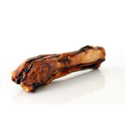 Heerlijke gerookte kalfspoot met vlees,  lekkere kauwsnack voor uren lang plezier!