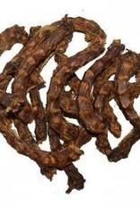 Heerlijke gedroogde eenden nekken 200 gram, kauwsnack voor de hond.