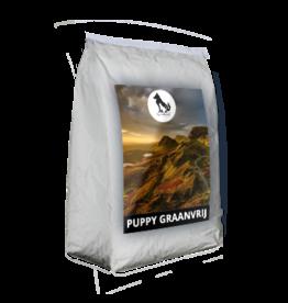 Puppy Graanvrij - Kip