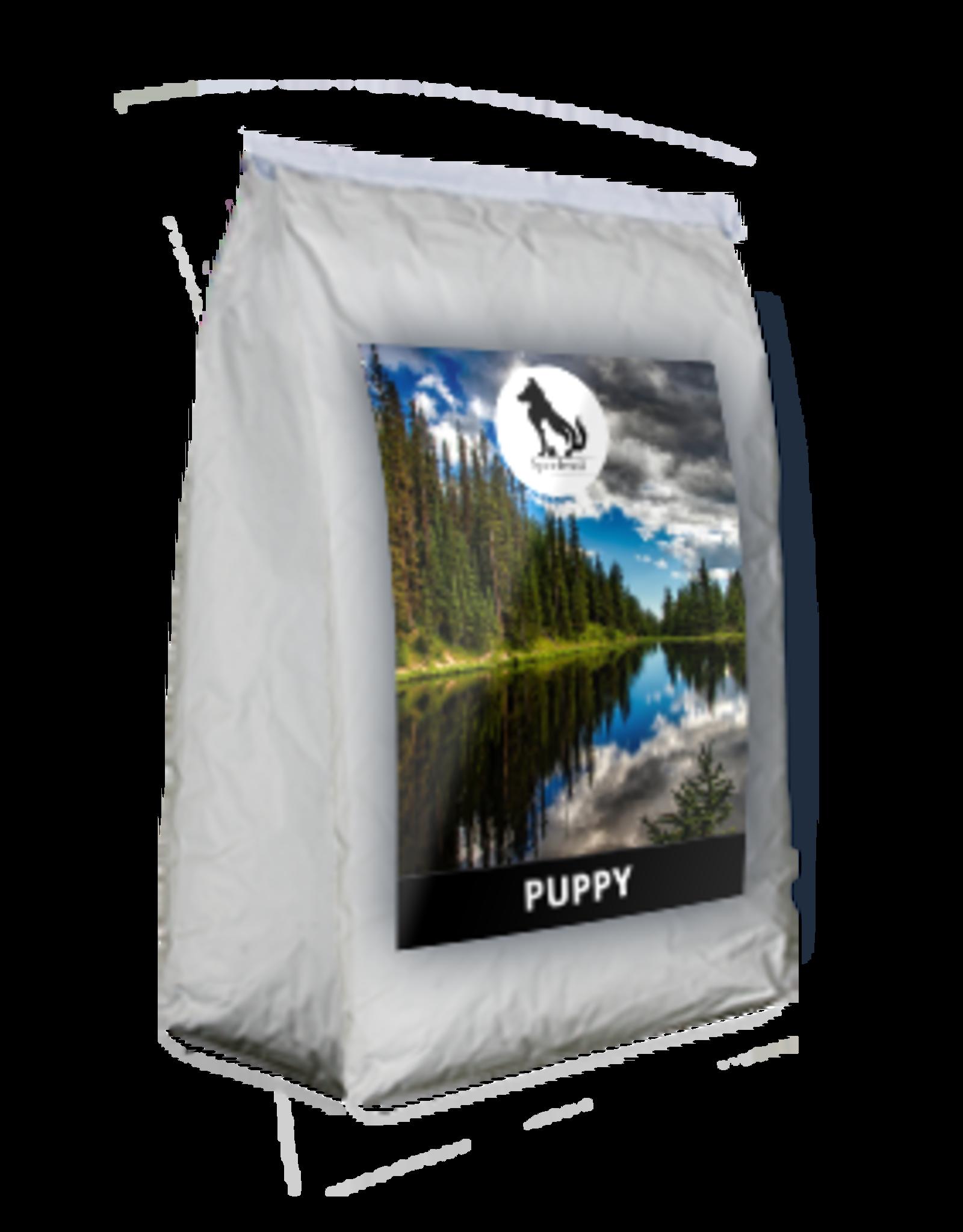 Geperste hondenbrokken | Puppy