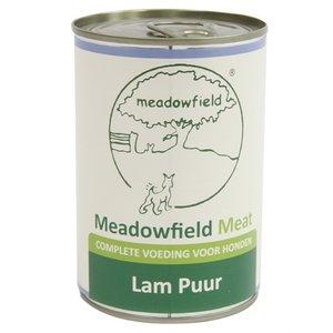 Meadowfield 6x meadowfield meat blik lam puur