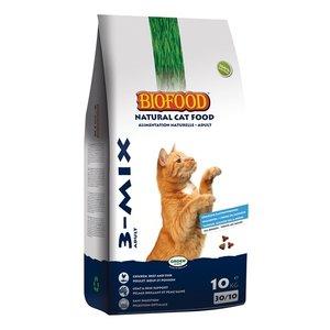 Biofood Biofood kattenvoeding kat 3-mix