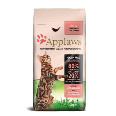 Applaws Applaws cat adult chicken / salmon